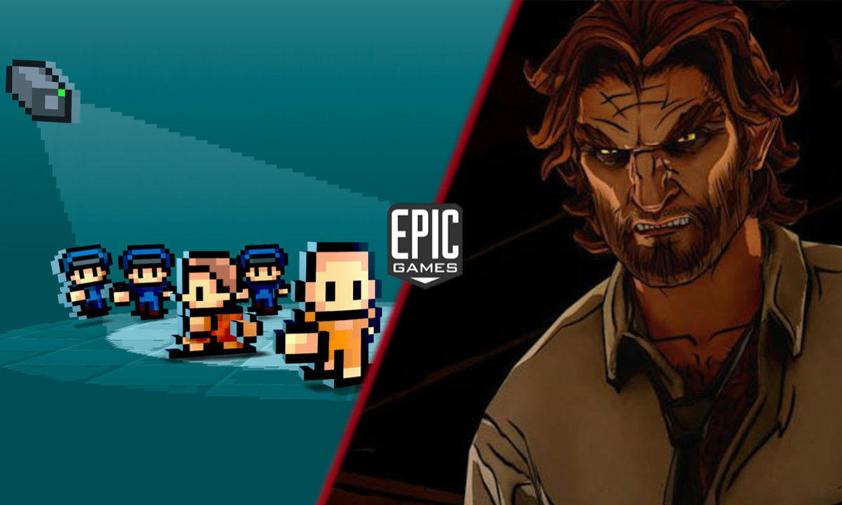 Escapists Wolf Among Us Juegos Gratis Epic