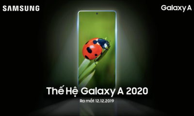 Evento de Samsung en el que se anunciará la nueva generación de la serie de gama media Galaxy A para 2020
