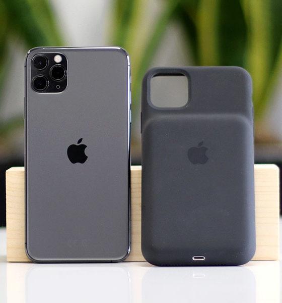 Apple Smart Battery Case para iPhone 11 Pro Max, análisis