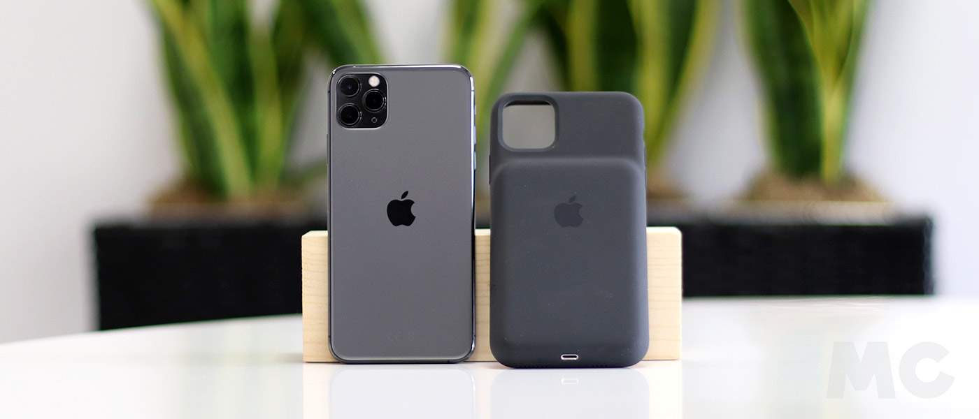 Apple Smart Battery Case para iPhone 11 Pro Max, análisis
