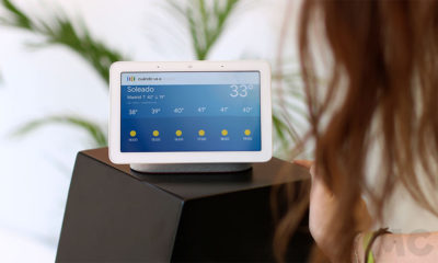 Google Nest Hub Detector Ultrasonico