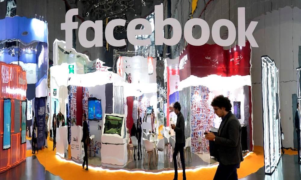 Instalaciones de Facebook
