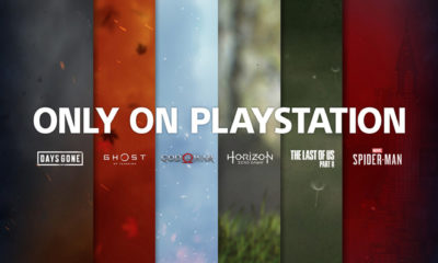 Juegos exclusivos PlayStation