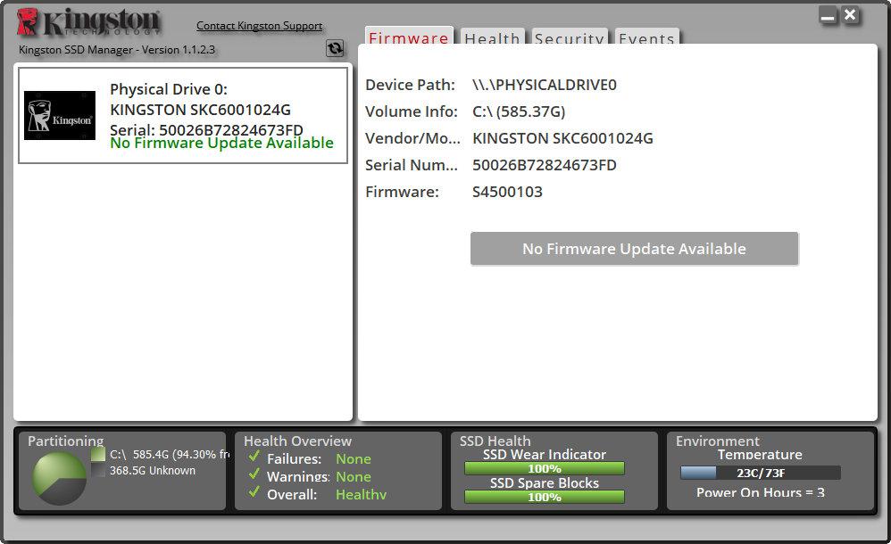 Analizamos la Kingston SSD KC600: alta capacidad y rendimiento, cifrado y buen precio 41