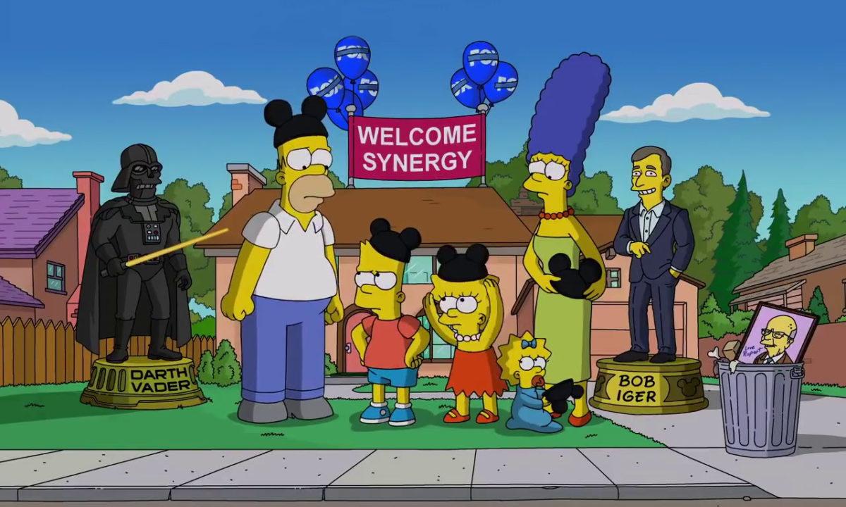 Los Simpsons Disney Plus
