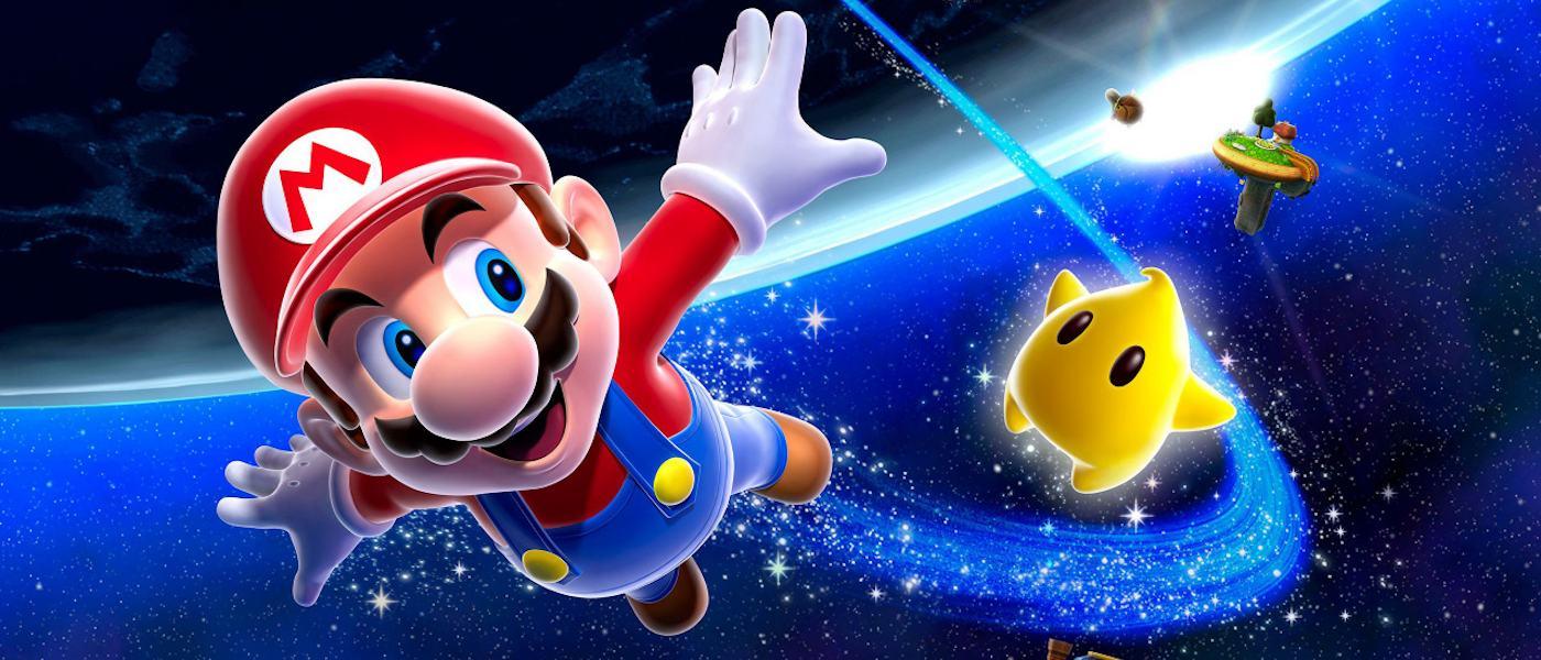 Los mejores juegos de la década: Super Mario Galaxy 2