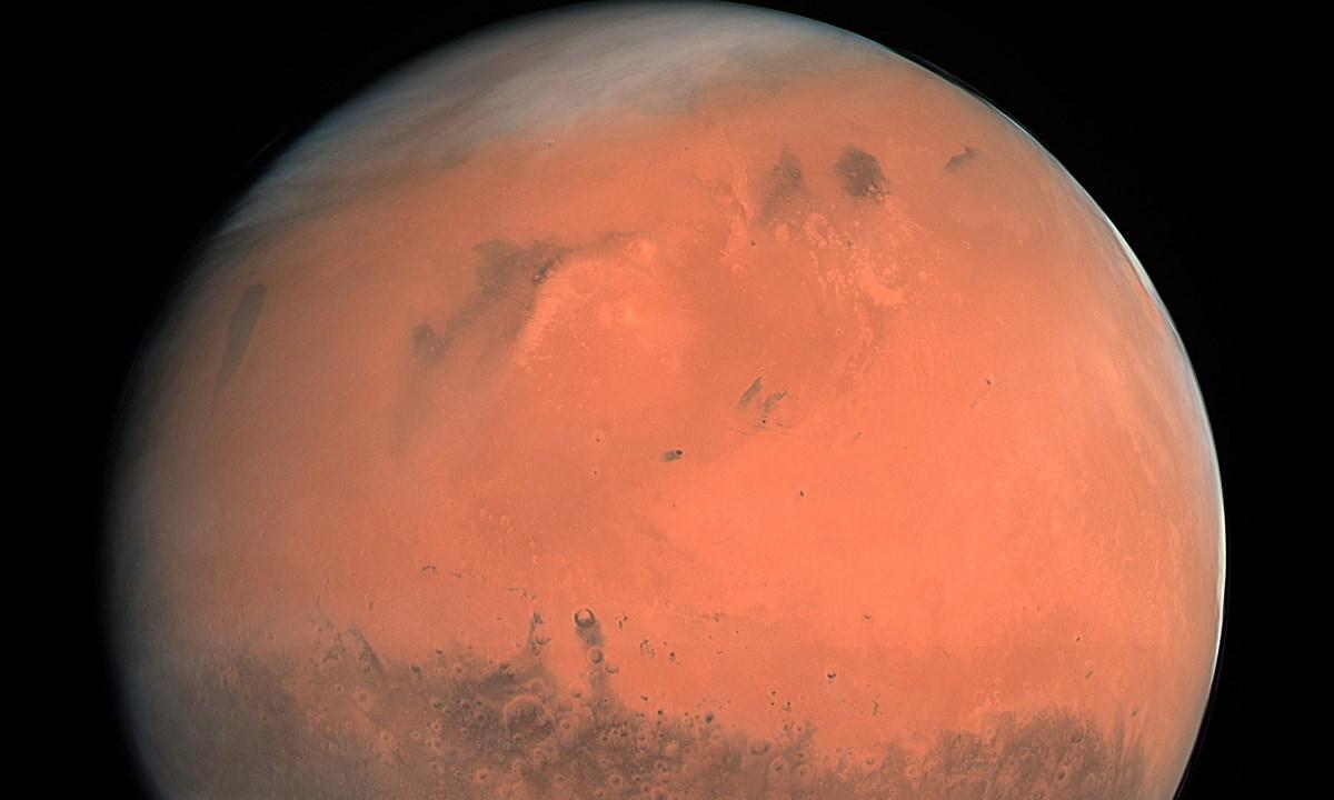 Marte tiene zonas heladas con reservas de agua de fácil acceso, una pieza clave para futuras misiones tripuladas 35