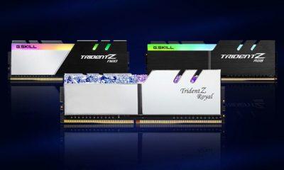 Memorias DDR4-3200 CL14-18-18-38 de G.SKILL