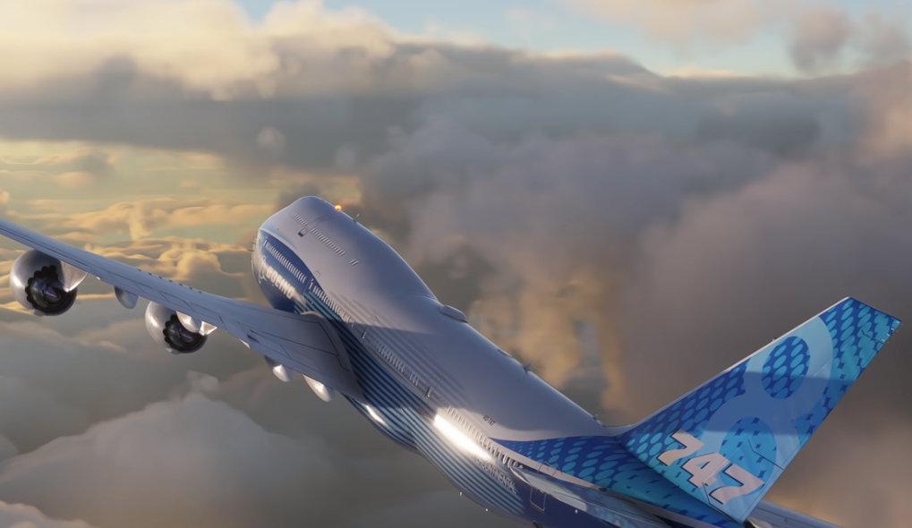 Así de bien volaremos con el nuevo Microsoft Flight Simulator 38