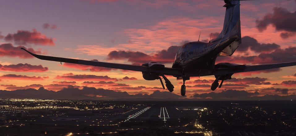 Así de bien volaremos con el nuevo Microsoft Flight Simulator 35