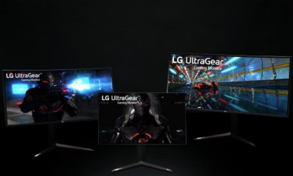 monitores LG series Ultra