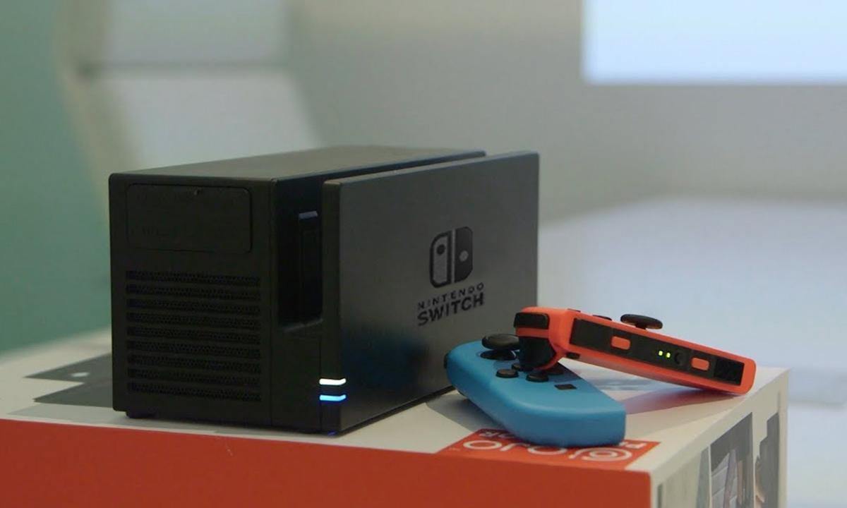 Nintendo Switch INO Center 2