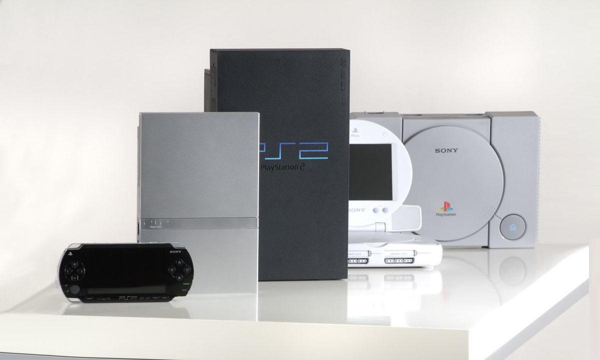 Playstation Evolución