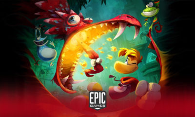 Rayman Legends Juegos Gratis Epic Games