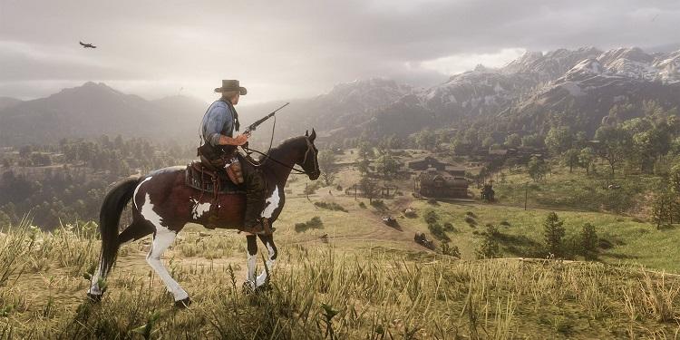 """Red Dead Redemption 2 se estrella en la Epic Games Store y registra """"malas ventas"""" 29"""