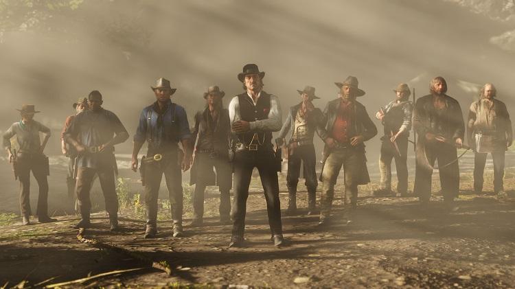 Red Dead Redemption 2 confirmó la superioridad de Steam sobre la Epic Games Store 33