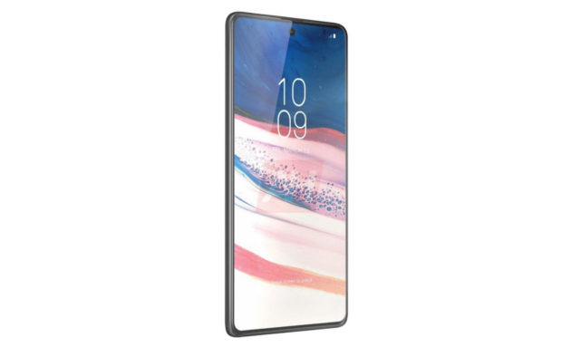 Render del Samsung Galaxy Note 10 Lite