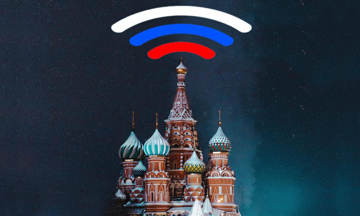 Runet Rusia Internet