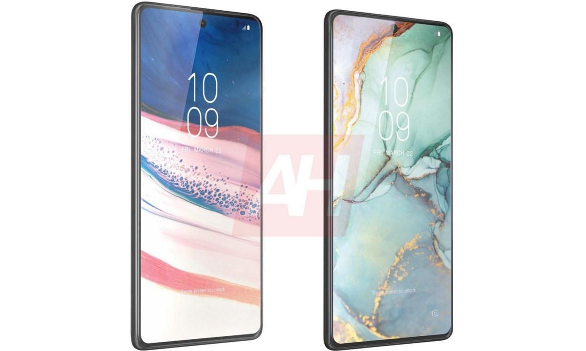 Samsung Galaxy Note 10 Lite y Galaxy S10 Lite