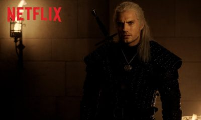 Serie The Witcher en Netflix