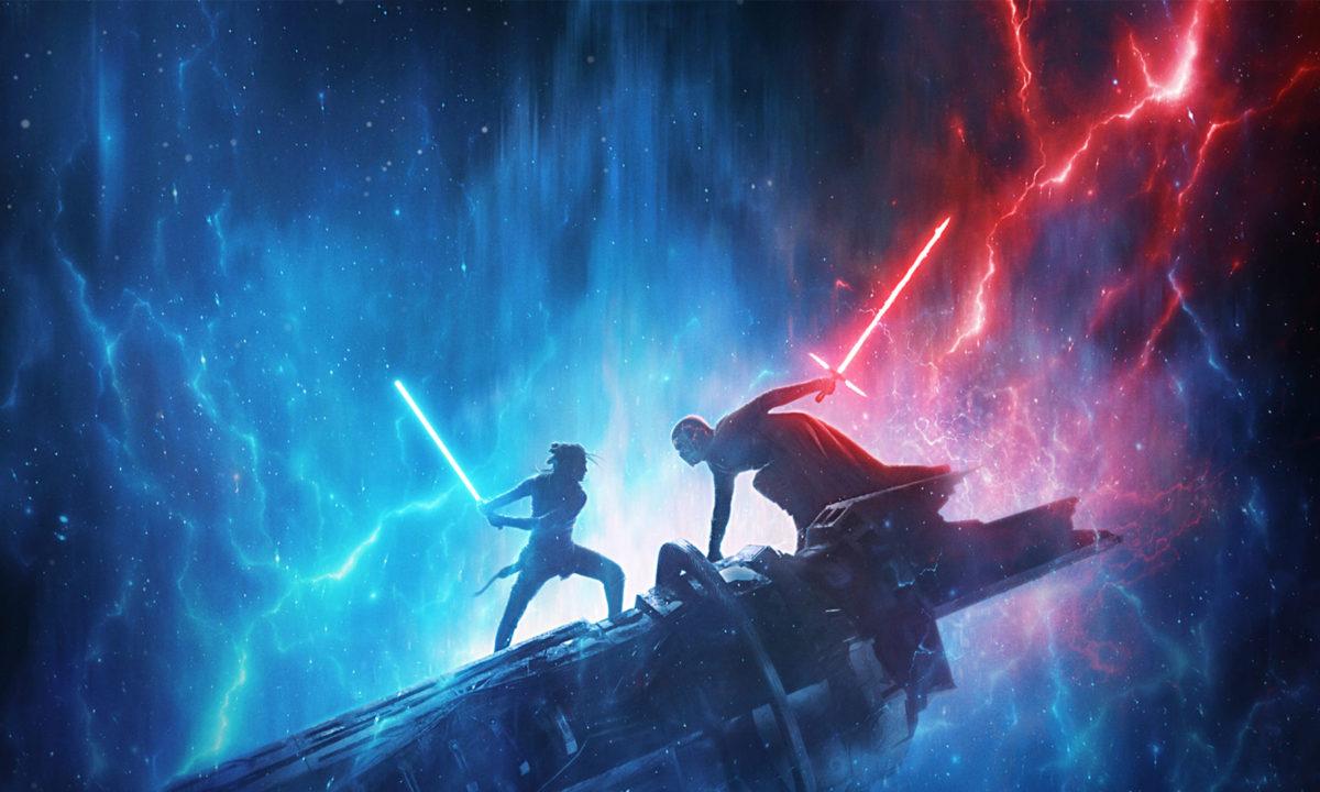 Star Wars Ascenso Skywalker Impresiones