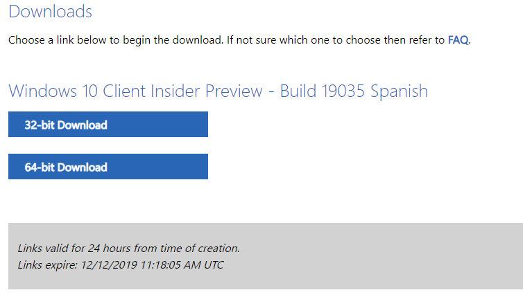 Microsoft publica las imágenes ISO de Windows 10 2004 ¿Cómo se instalan? 30