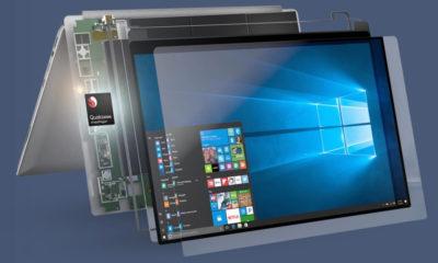 Qualcomm promete portátiles baratos con los nuevos chipsets 8c y 7c 40