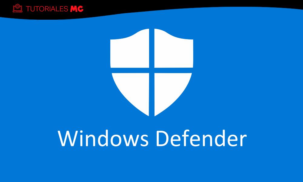 Windows Defender sin Conexión