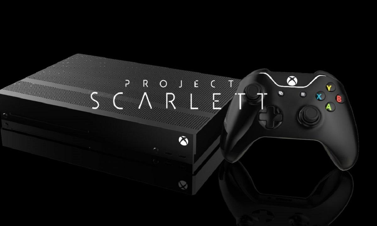 especificaciones de Xbox Scarlett