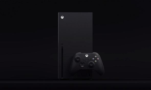 Xbox Series X Scarlett