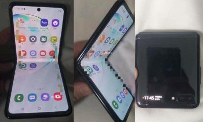 fotografías del Samsung Galaxy Fold 2