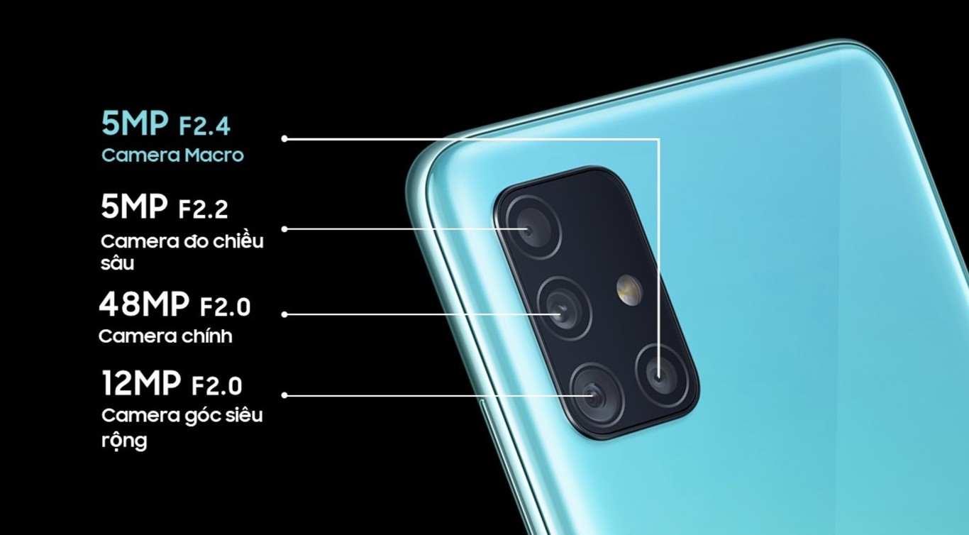 Así es el nuevo Samsung Galaxy A51 35