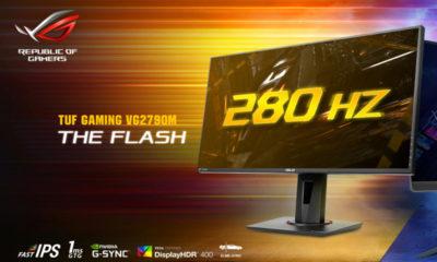 monitor de 280 Hz