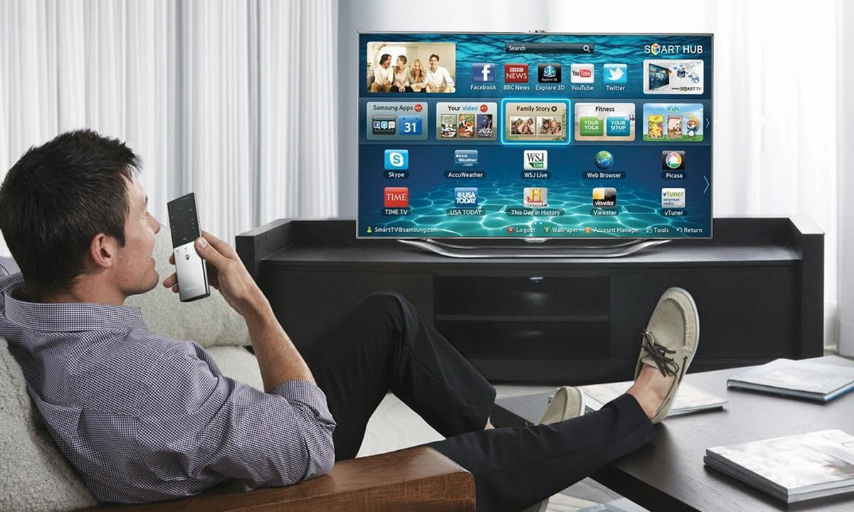 seguridad en Smart TV