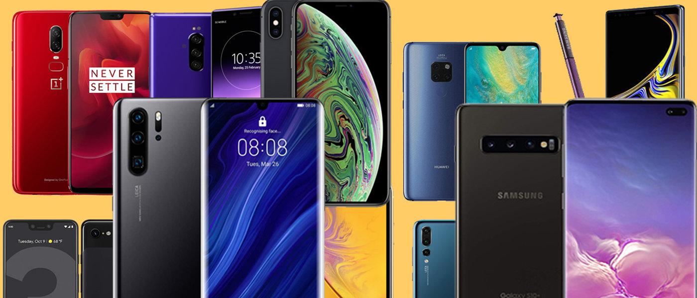 mejores smartphones de 2019