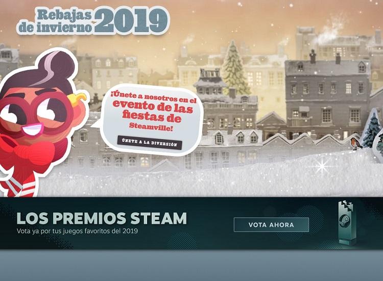Arrancan las ofertas de invierno de Steam con una impresionante selección de juegos 32