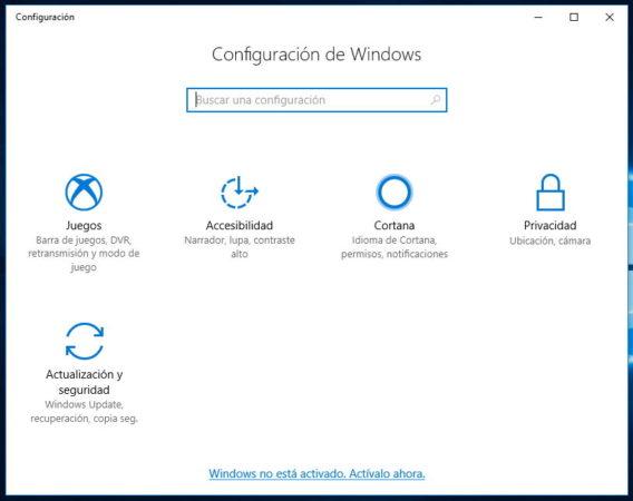 Windows Update en Windows 10