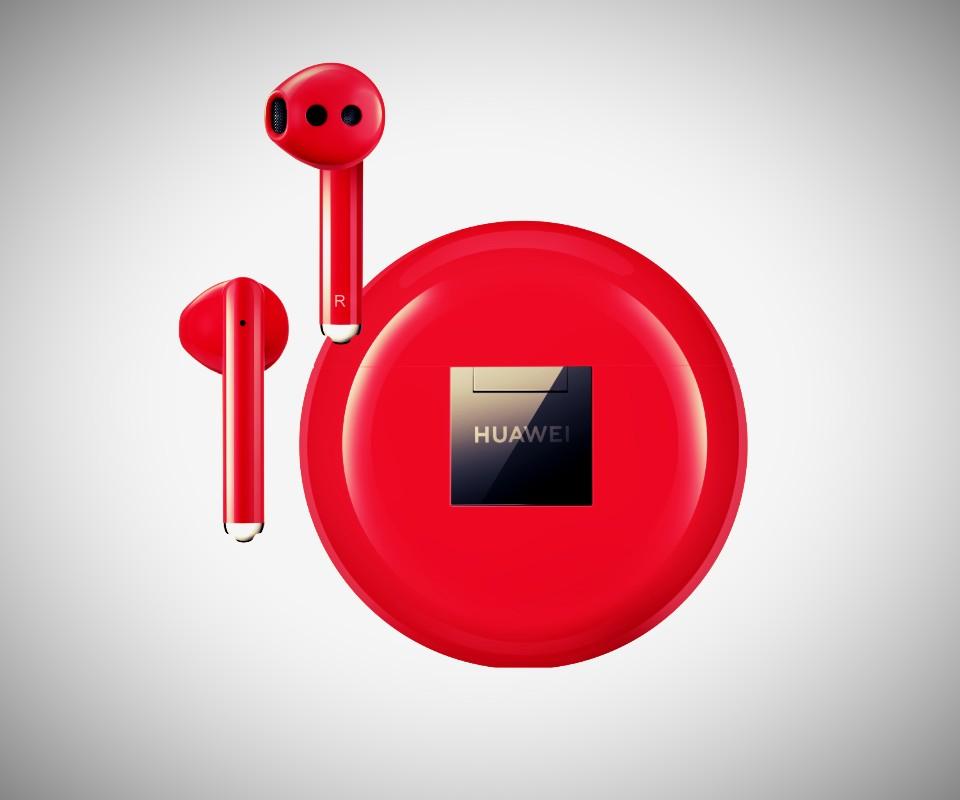 Huawei, más que móviles: lanza los nuevos ultraligeros MateBook D y los FreeBuds 3 en color rojo 44