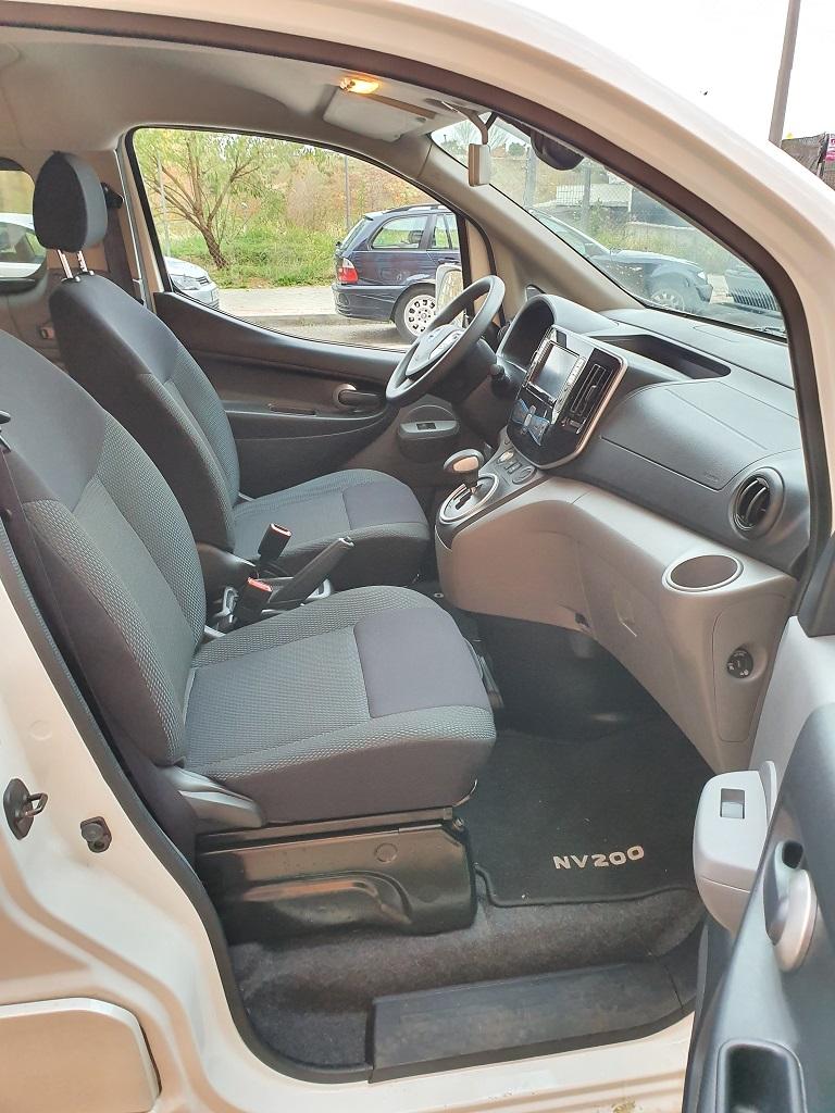 Nissan e-NV200, elocuencia 38