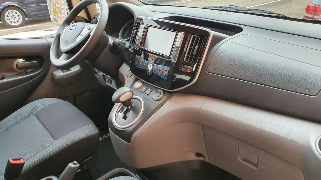 Nissan e-NV200, elocuencia 44