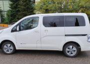 Nissan e-NV200, elocuencia 94