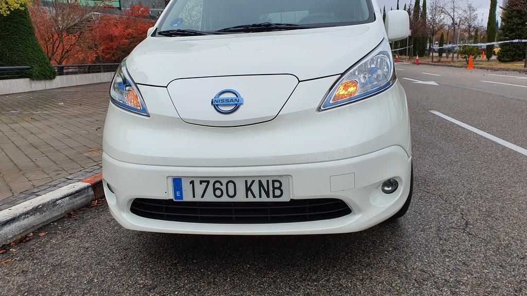 Nissan e-NV200, elocuencia 50