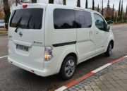 Nissan e-NV200, elocuencia 106