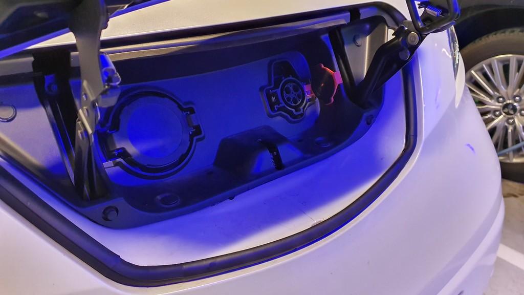 Nissan e-NV200, elocuencia 48