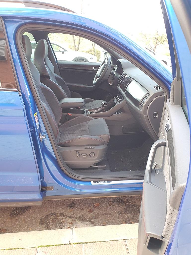 Skoda Kodiaq RS, garra 46