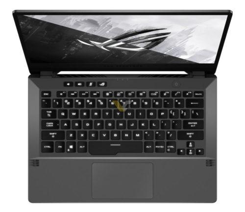 ASUS Zephyrus G15 es el primer portátil con Ryzen 7 4800HS y G-Sync compatible 34