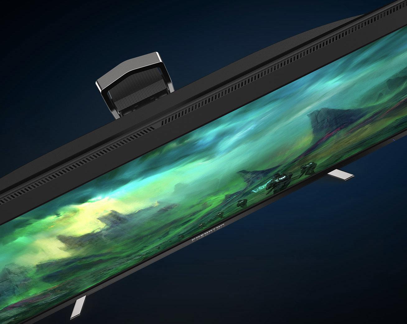 """Acer actualiza los monitores Predator con un modelo superlativo: 55"""", OLED y 4K 30"""
