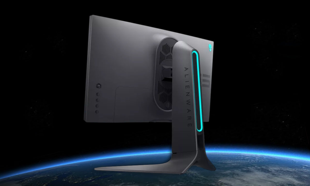 Alienware Monitores Gaming CES 2020