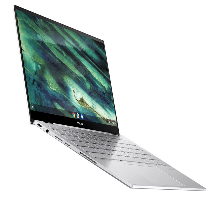 Chromebook Flip C436, ASUS eleva el nivel de Chrome OS 32