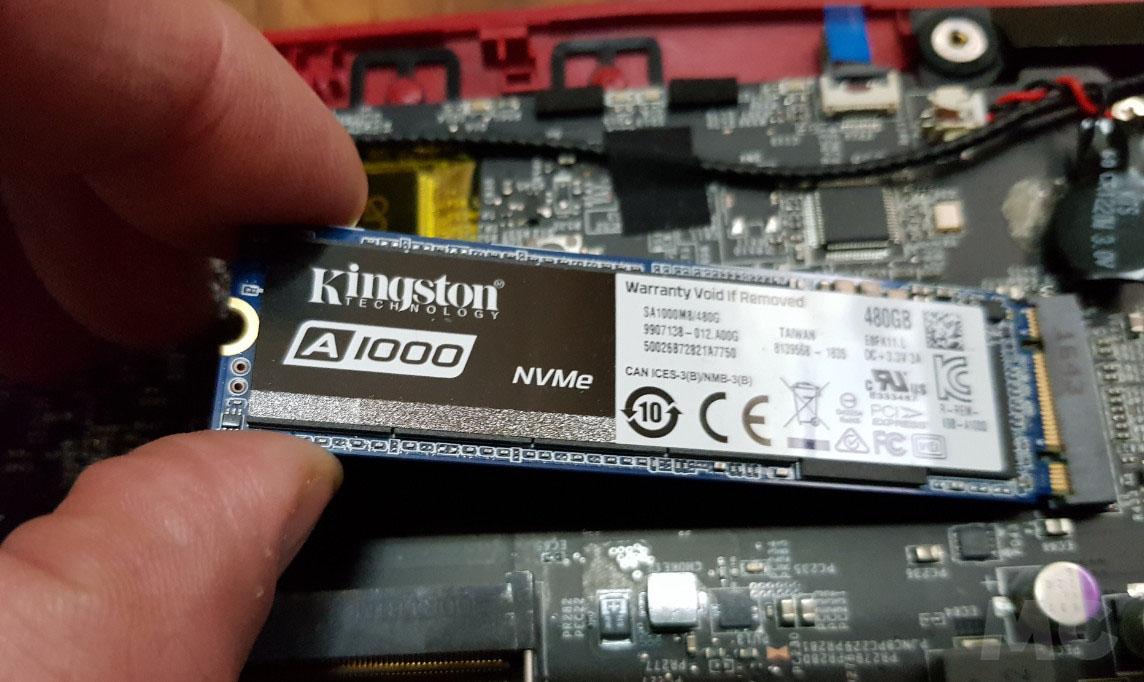 compra de una SSD